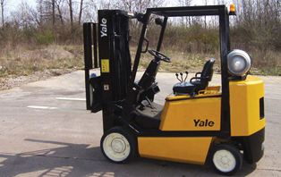 Used Cushion Tire Forklift