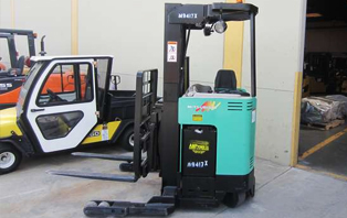 Used Narrow Aisle Forklift