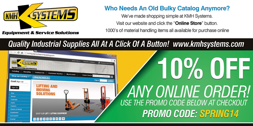 KMH Systems Online Catalog
