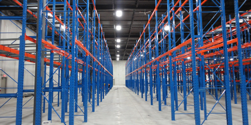 KMH Pallet Rack Expansion