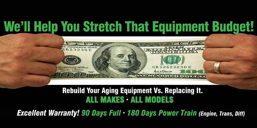 Recondition Your Equipment