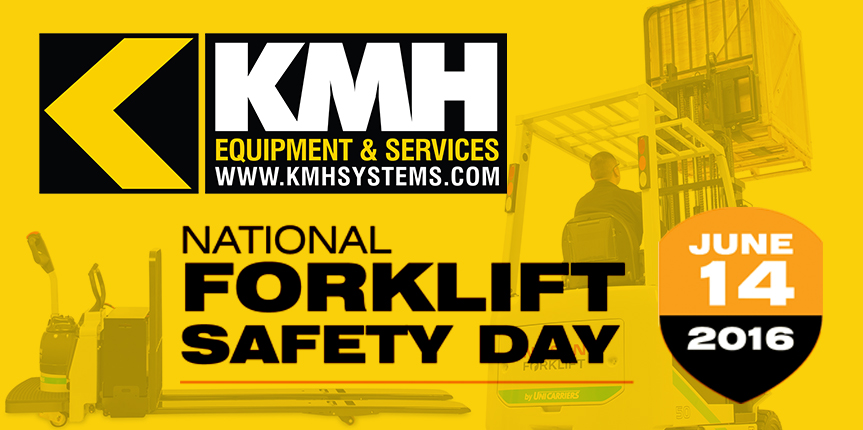 KMH Forklift Safety Day