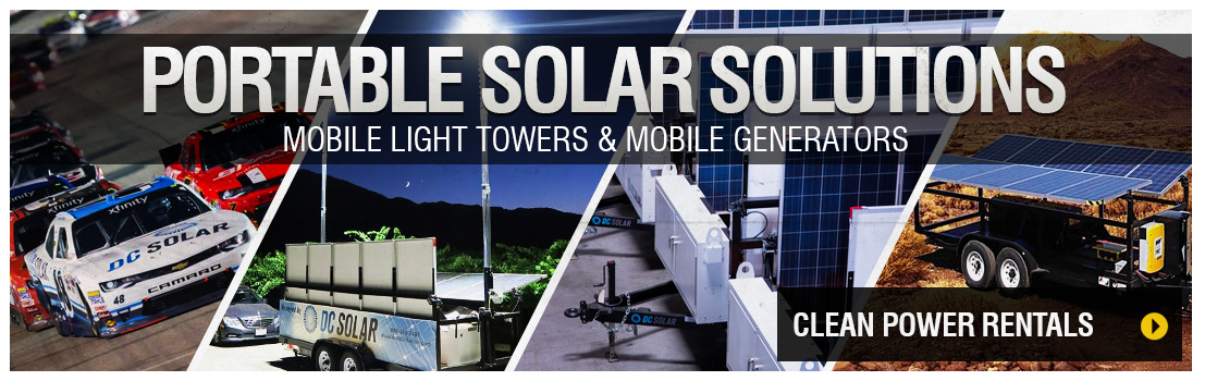 DC Solar Portable Solar Solutions