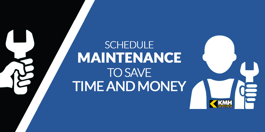 Schedule Planned Maintenance Kmh Systems