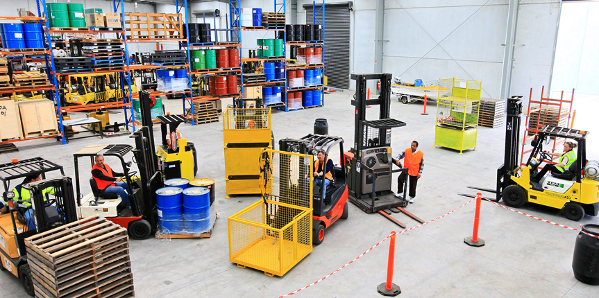 Forklift Maintenance & Forklift Training