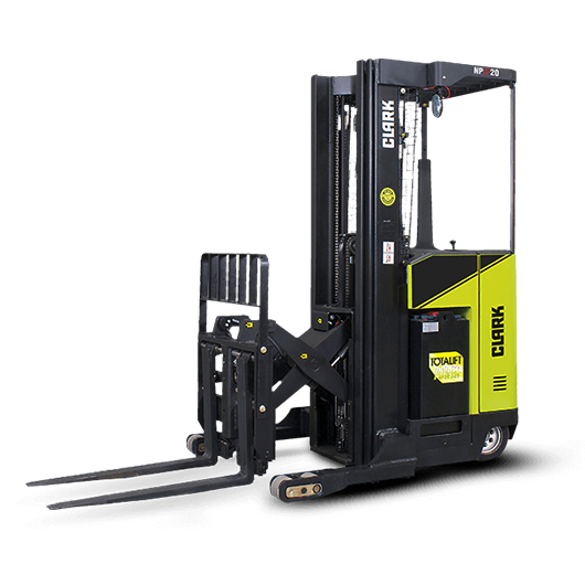 Clark Narrow Aisle Lift Trucks